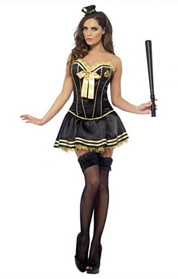 Lady Cop Kostüm