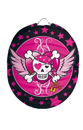 Lampion Pirate Girl