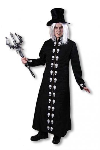 Langer Mantel im Voodoo Style