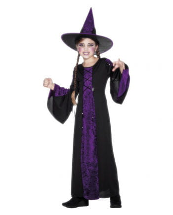 Long Witch Child Costume