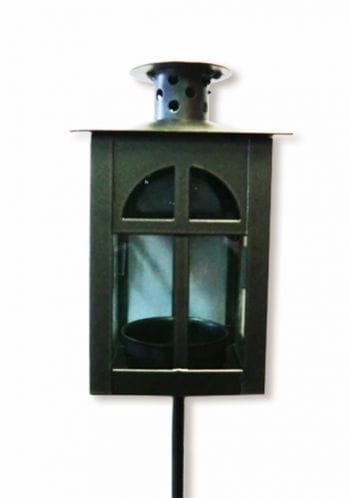 laterne aus metall deko lampen horror. Black Bedroom Furniture Sets. Home Design Ideas