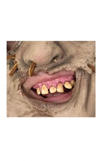 Leatherface Teeth