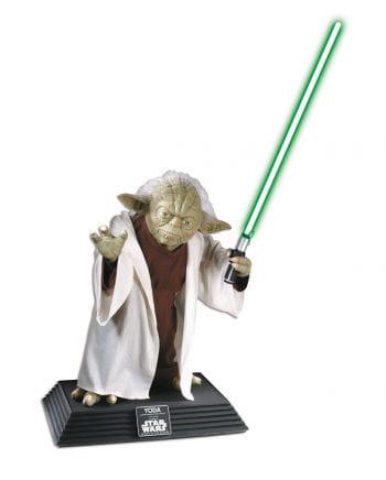 Lebensgroße Yoda Statue