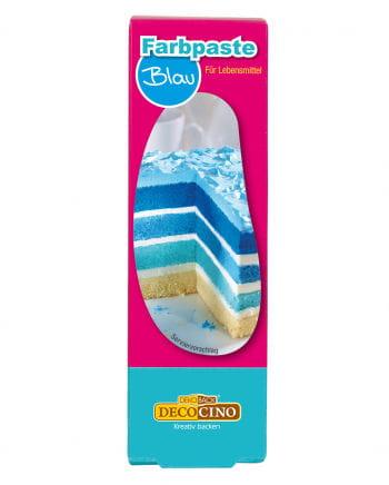 Farbpaste für Lebensmittel blau