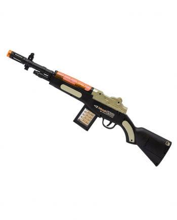 LED Shotgun With Light & Sound 48cm