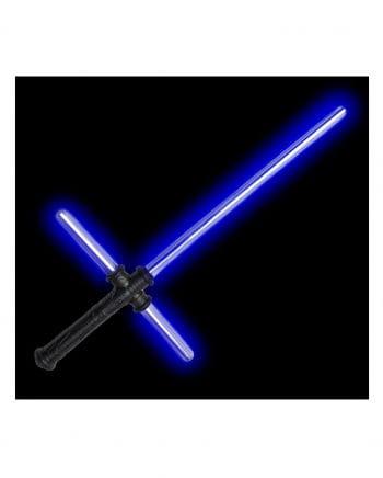 LED Tri-Saber Lightsaber with sound blue