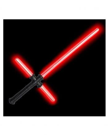 LED Tri-Saber Light Sword With Red Sound