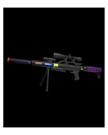 LED Sniper Rifle Light & Sound
