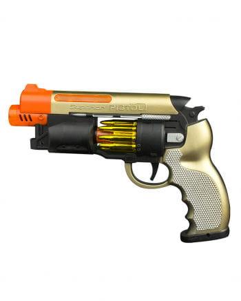 LED auto-loaders Gun Light & Sound 21cm