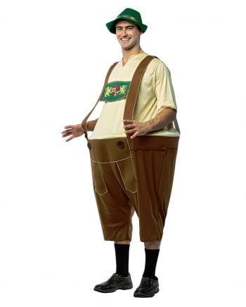 Lederhosen Hoopster Kostüm