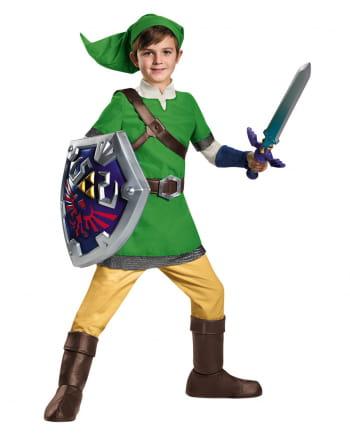 Legend of Zelda Kinder Kostüm Deluxe