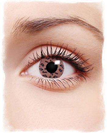 Leopard Kontaktlinsen