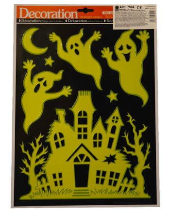 Luminous spirits Sticker Set