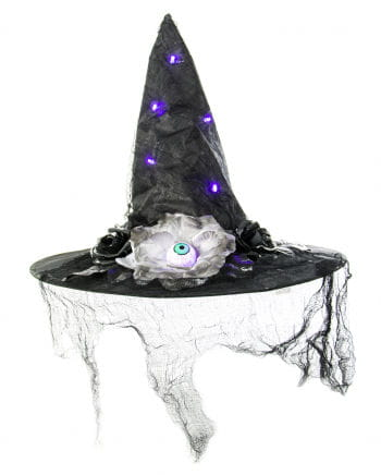 Luminous Witch Hat Mary Gray Rose