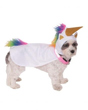 Light Up Unicorn Dog Costume
