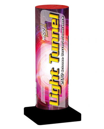 Light Tunnel Battery Fireworks 200 rounds