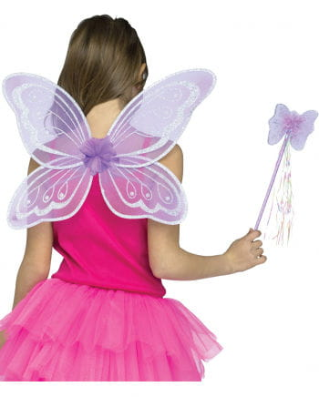 Purple Fairies Set 2 Pcs.