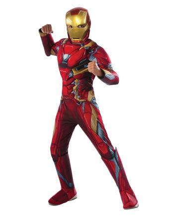 Licensed Iron Man costume