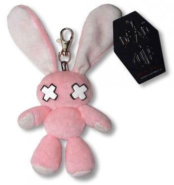 Luv Bunny Schlüsselanhänger Baby Minxy rosa
