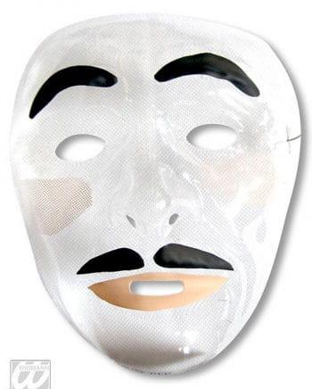 Männer Gesichtsmaske mit Bart