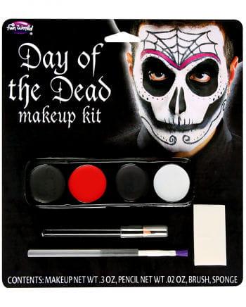 Make-up Kit Day of the dead Herren
