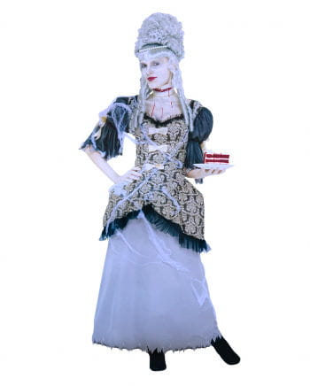 Marie Antoinette Ghost Costume S