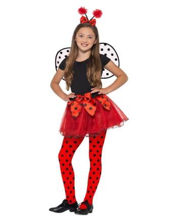 Marienkäfer Kinder Kostümzubehör Set