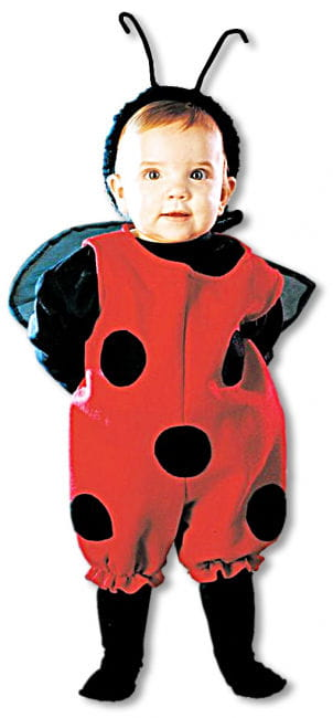 Ladybird Costume Toddler