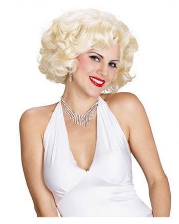 Marilyn Wig Platinum Blonde