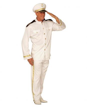 Navy Captain Costume S