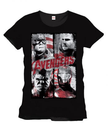 Marvel Comics Avengers T-Shirt
