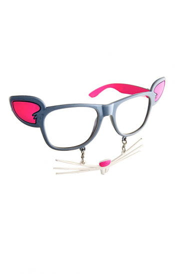 Mouse glasses