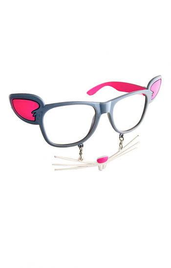 Maus Brille
