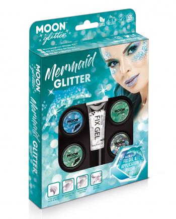 Mermaid Glitter Set von MOON