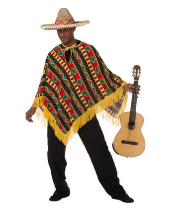 Mexican poncho Higuitta