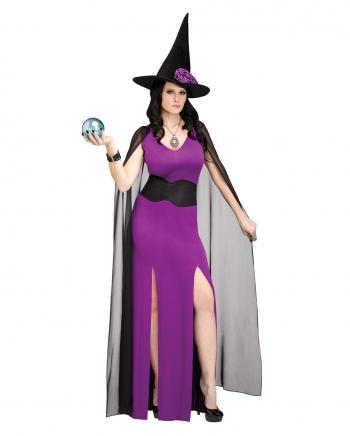 Midnight Magic Witch Kostüm für Erwachsene