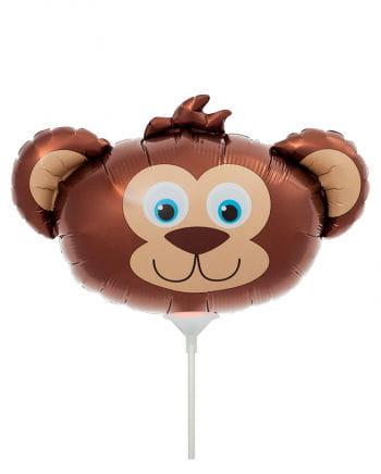 Mini foil balloon Bear