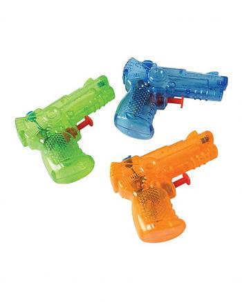 Mini Wasserpistole in versch. Farben