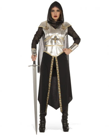 Medieval warrior woman costume