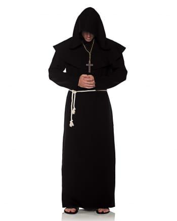 Monk's robe costume black