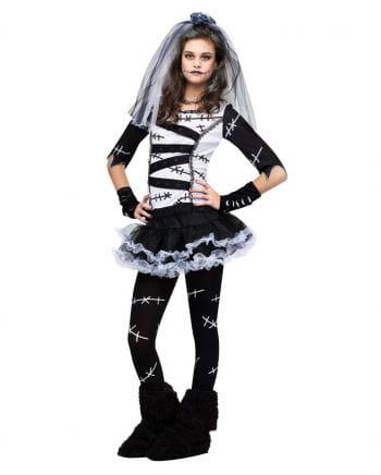 Monster Bride Teen Costume
