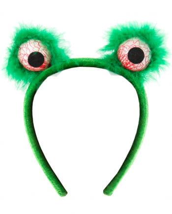 Monster Eyes Green