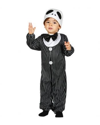 Mr. Skeleton Costume Toddlers as Halloween Costume | horror-shop.com