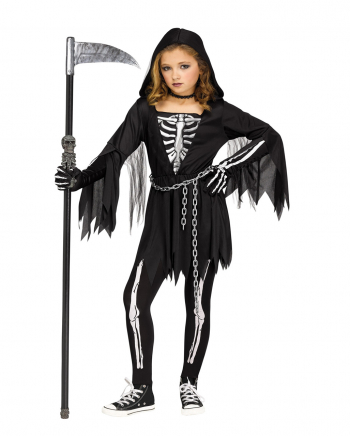 Mrs Deathly Child Costume