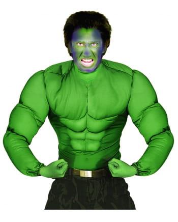Muskel Shirt grün