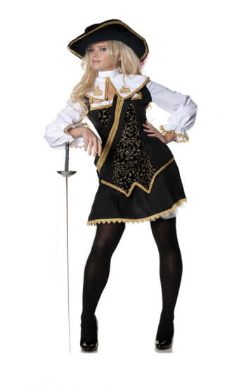 Musketeers Costume for Women XL