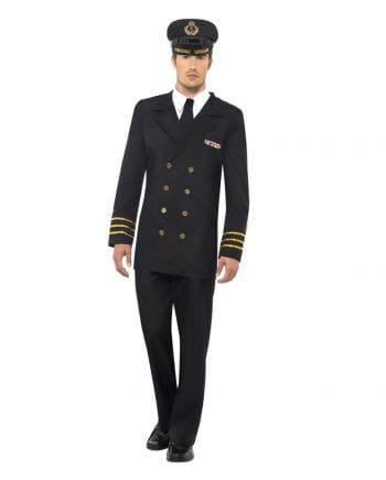 Navy Officer men lining