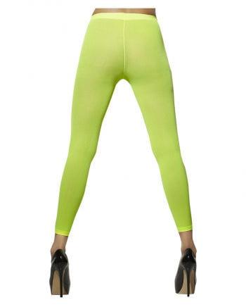 Leggings Neongrün