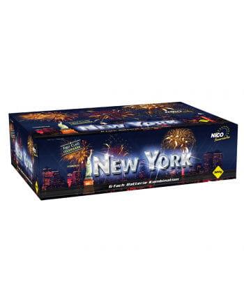 New York Battery Fireworks 132 shot
