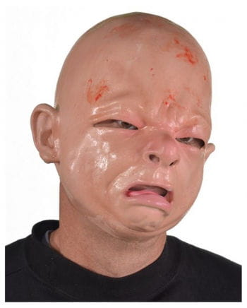 New Born Latex-Maske